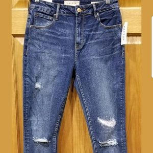 Pacsun Women's High-Rise Skinniest Jeans  Size 26
